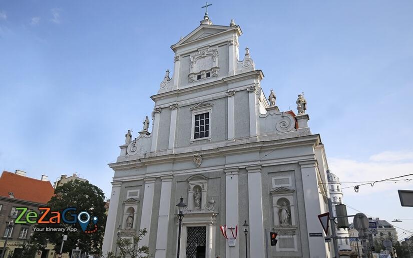 כנסיית יוסף הקדוש בטאבורשטראסה