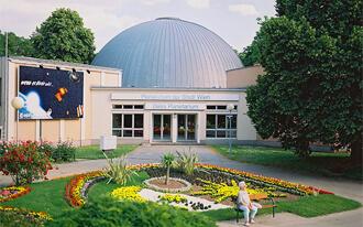 פלנטריום של וינה - Zeiss Planetarium Wien