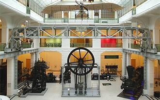 המוזיאון הטכני של וינה - technisches museum