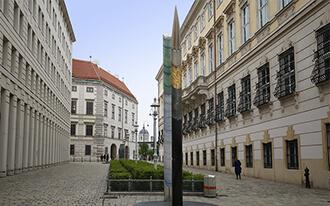 כיכר מינוריטן - Minoritenplatz