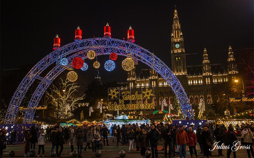 פסטיבל חג המולד - Christmas Market Festival
