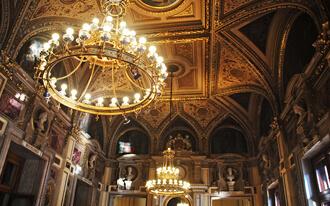 סיורים והופעות באופרה של וינה - Staatsoper Guided Tours