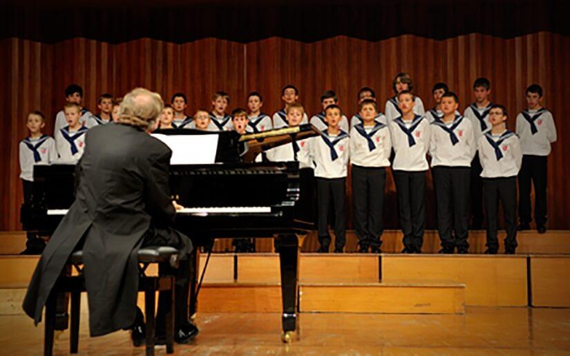 מקהלת הנערים של וינה - Vienna Boys' Choir