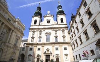 כנסיית הישועים - Jesuitenkirche