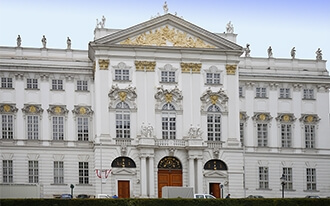 הארמון של האציל - Palais Trautson