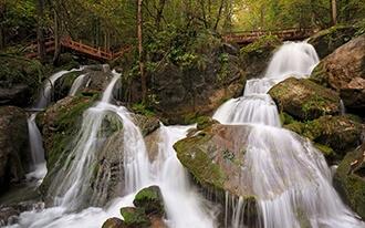 מפלי מיירה - Myra Falls