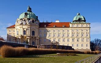 מנזר המבצר החדש - Stift Klosterneuburg