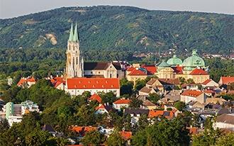 קלוסטרנויבורג - Klosterneuburg