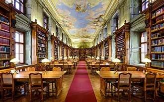 הספריה הלאומית של וינה - Austrian National Library