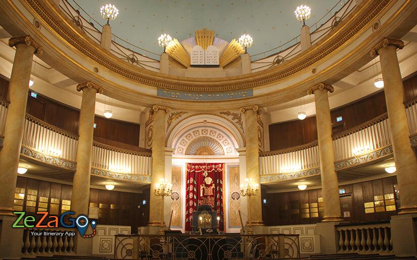 בית הכנסת המפואר של וינה