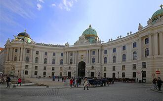 מיכאלאר פלאץ - Michaelerplatz