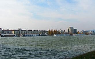 הדנובה של וינה - Wiener Donau