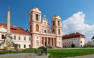 מנזר גוטוויג - Gottweig Abbey