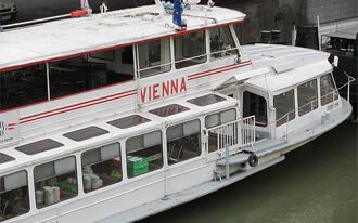 שייט בדנובה - Danube Boat Cruise