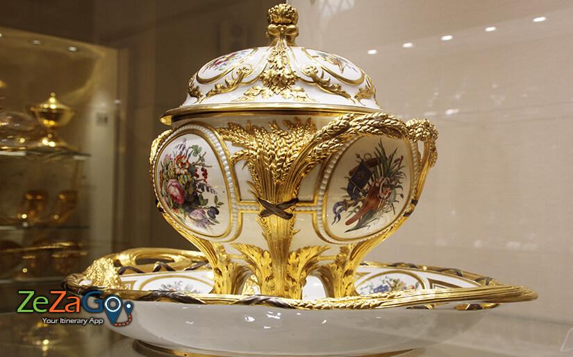 אוסף כלי הכסף הקיסרי - Silver Collection