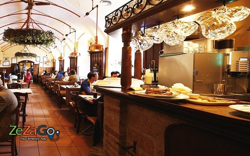 מבשלת בירה ומסעדה אוסטרית